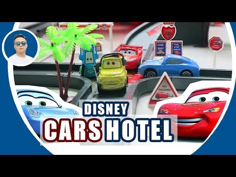 TRAILER 2018 DISNEY CARS LIVE ACTION TOY SHORT MOVIE : WELCOME TO CARS HOTEL