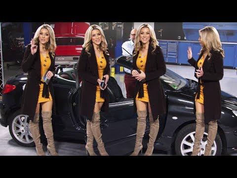 Katie Steiner hat nie wieder einen kalten Po beim Auto fahren! (Januar 2019) 4K UHD