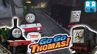 Thomas & Friends: Go Go Thomas! - Emily vs Diesel