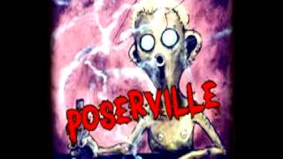 Angry Johnny And The Killbillies-Poserville