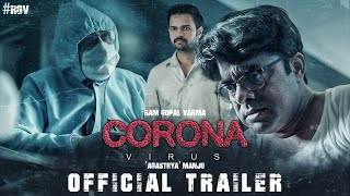 Coronavirus Trailer | Ram Gopal Varma | Agasthya Manju | Latest Movie Trailers 2020 | #RGV
