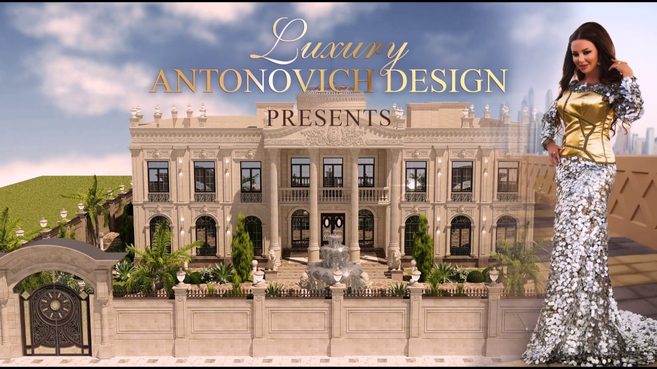 Luxury interior design company in UAE, Luxury Antonovich Design