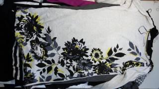 Extra платья осень итал 2пак 12.6кг 9.75€/кг 42шт