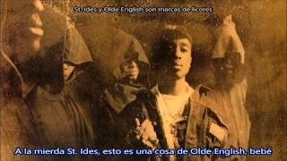 Young Black Male - 2Pac Subtitulada en español