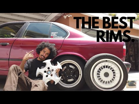 BEST WHEELS FOR YOUR CLASSIC BMW | M-SYSTEMS