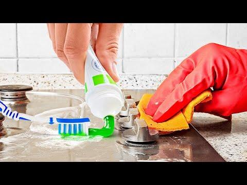 29 רעיונות מבריקים לשמירה על מטבח נקי ומסודר