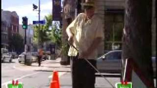Just for Laughs Gags/Blind man at sea