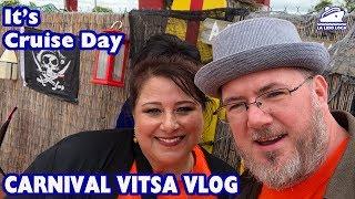 Boarding the Carnival Vista | Carnival Vista Cruise Vlog 1