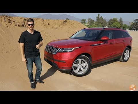 2019 Range Rover Velar D180 S (Diesel) Test Drive Video Review