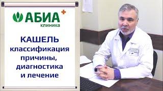 Кашель: причины, диагностика и лечение