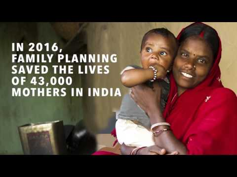 Family Planning: A Strong Investment for India Video thumbnail