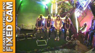 preview picture of video 'X-Flight Flat Ride POV On Ride Freak Out KMG - Foire Cambrai (Fun Fair France)'