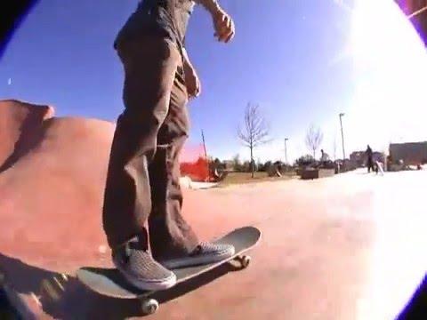 Fort Collins/Longmont skate park montage