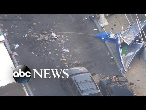Several injured at Philadelphia block party