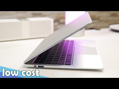 Un portátil barato, con 6GB RAM y SSD para tu trabajo, Teclast F7