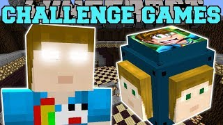 Minecraft: CRAINER CHALLENGE GAMES - Lucky Block Mod - Modded Mini-Game