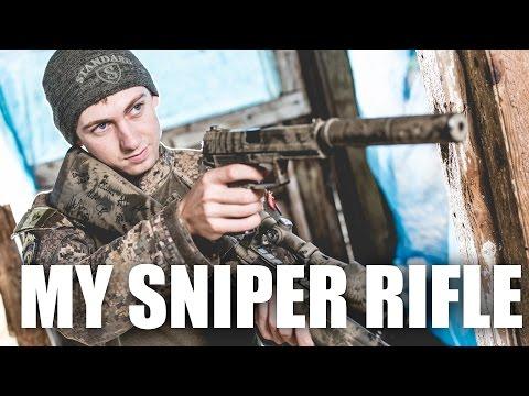 Sniperova výstroj
