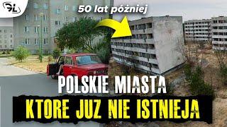 Opuszczone i zniszczone POLSKIE MIASTA