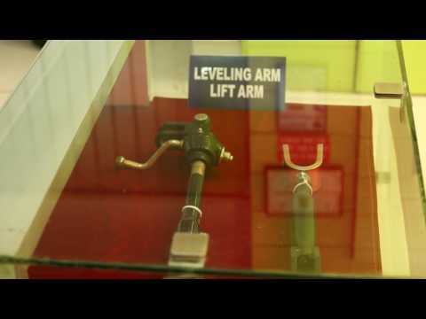 Tractor Adjustable Leveling Arm