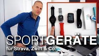 Mein Strava/Zwift/Komoot Setup: Wahoo Elemnt Bolt, Garmin Forerunner 935, Apple Watch Series 4 LTE