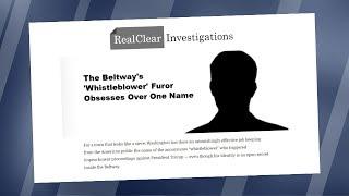 Should Media Outlets Publish The Ukraine Whistleblower's Name?