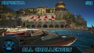 Hitman - All Challenges - Episode 2 Sapienza - Part 3