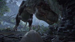 Back to Dinosaur Island Crytek