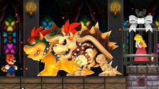 New Super Mario Bros 2 HD - All Castles
