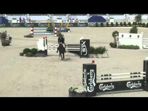3th place CSI1* 1m25 Knokke Hippique