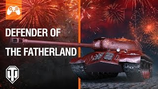 World of Tanks Console: Defender of the Fatherland!