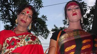The Hijra Dancers at Khamakhya Assam   - Firoze Shakir