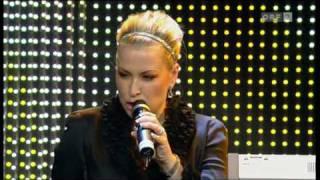 Anastacia    I M Outta Love @  Womens World Awards 2009