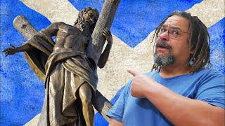 WAS ST ANDREW REALLY THE PATRON SAINT OF SCOTLAND? Did he help us win the Battle of Bannockburn?