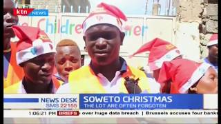 Soweto Christmas: Organisation donates food to the poor