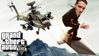 Into the Danger Zone - GTA 5 Gameplay