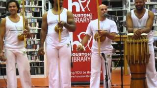 Musical instruments used in Campoeira luanda explained