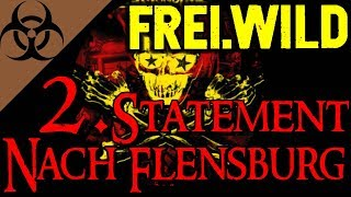 Frei.Wild & Flensburg - Statement: Protest am 20. April 2019