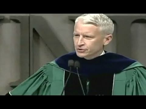 Sample video for Anderson Cooper