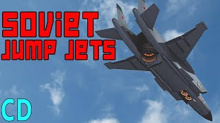 What Happened to the Soviet Supersonic Jump Jets?