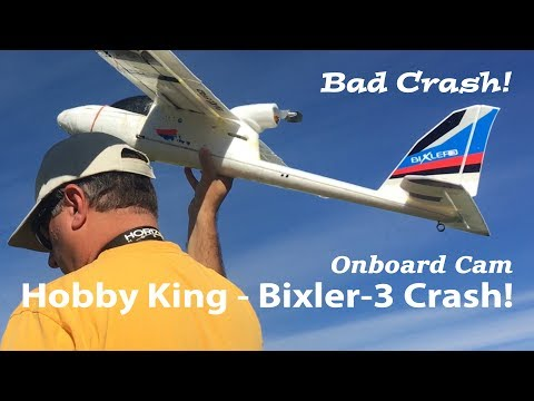 hobby-king-bixler3-crash-2018