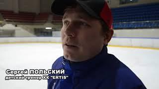 Следж-хоккей в Павлодаре