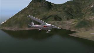 The Saba Saga - Episode 1 - Cessna 172