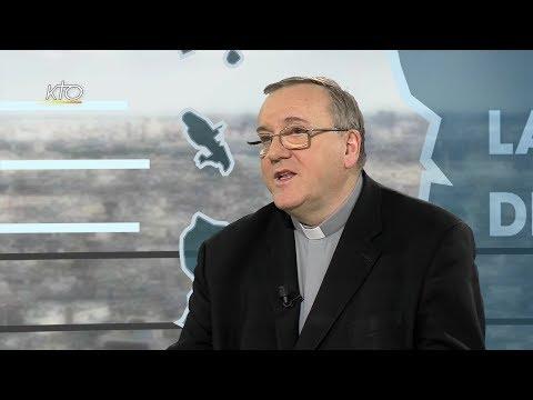 Mgr Yves Le Saux - diocèse du Mans