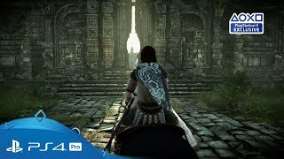 PrimalGames.de : Shadow of the Colossus Trailer