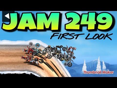 MAD SKILLS MOTOCROSS 2 - JAM WEEK 249 - FIRST LOOK - 2 SECRET LINES - LETS HAVE A CRACK!