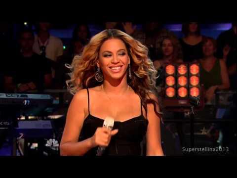 Beyoncé: Countdown (live at Jimmy Fallon 2011) - HD