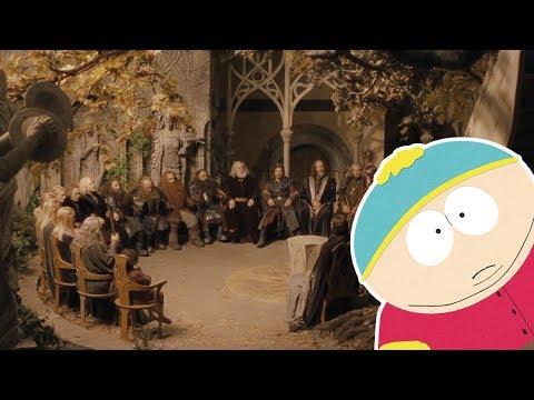 Władca pierścieni vs. South Park
