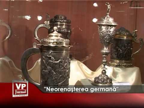 """""""Neorenaşterea germană"""""""