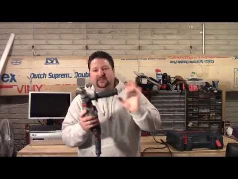 Bosch Hammer Drill Review