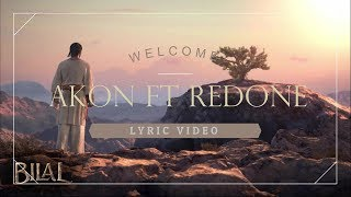 Akon ft Redone - Warrior Lyric Video (Bilal Movie Soundtrack)